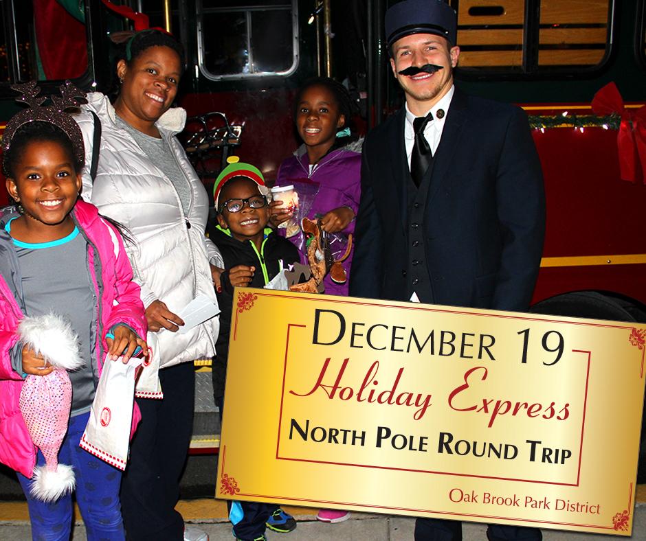 2019 Polar Express Rides Holiday Express Santa Trains And Trolleys