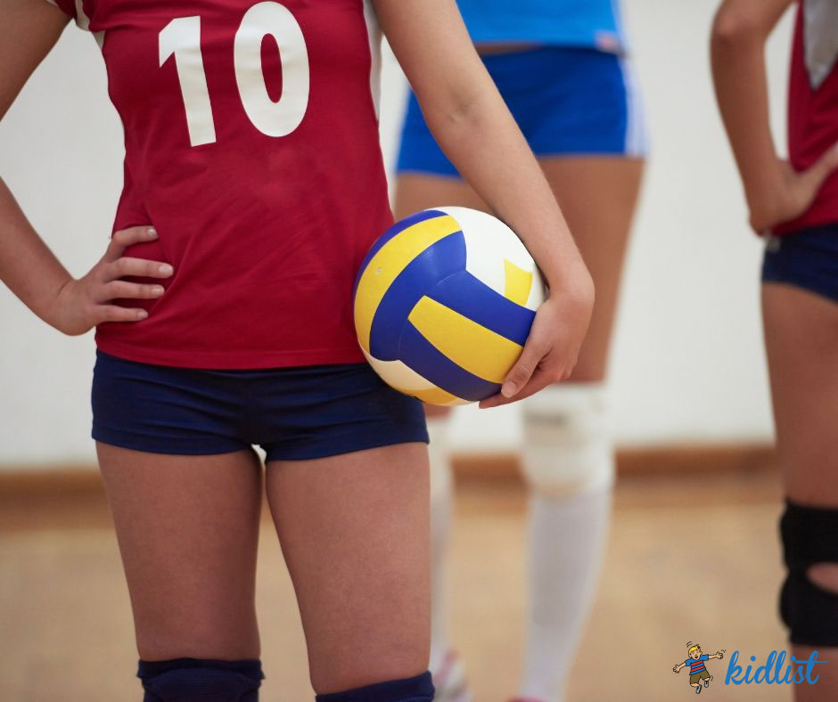 Volleyball For Kids Leagues Classes Camps In 2019