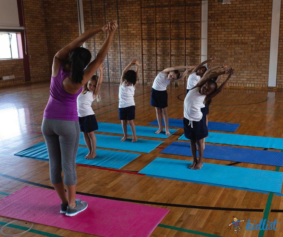 Yoga Classes For Kids Studios Featuring Children S Yoga