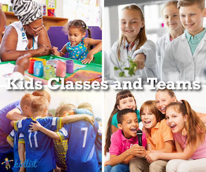 Kids Classes and Teams