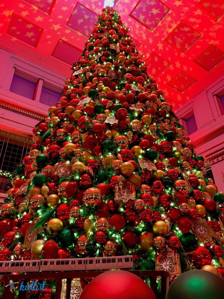 Walnut Room Chicago Christmas 2020 Insider Tips for Christmas at The Walnut Room and Macy's State Street
