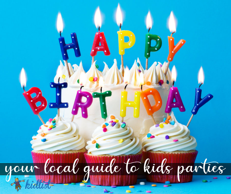 100 Places For The Best Kids Birthday Party Party Entertainment